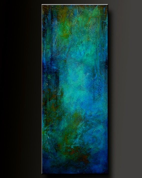 under the sea/ love love love this!!!: Water Paintings, Canvas Painting, Painting Inspiration, Abstract Art, Drawings Painting, Under Water Painting, Abstract Paintings