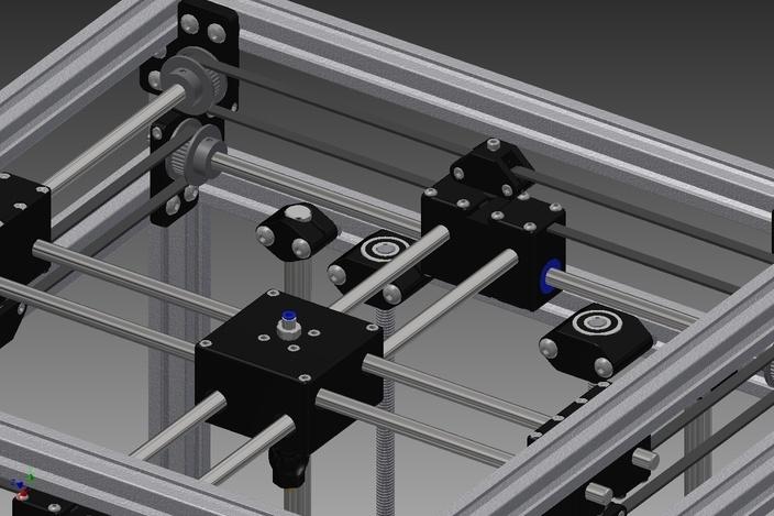 Ultimaker v3.0 Autodesk Inventor, STL for 3D, Other