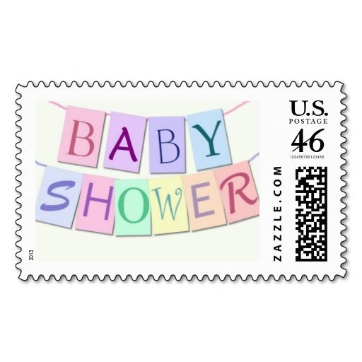 Baby Shower! Postage