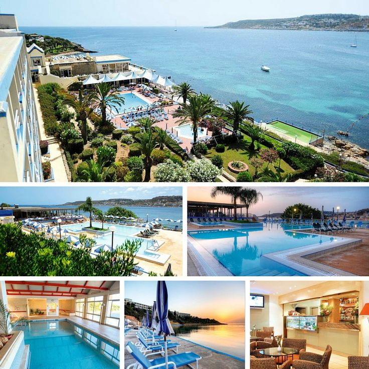 Great Deal – Malta – 4* Half Board Hotel Mellieha Bay, 7 nights London Gatwick Tuesday 3rd November Was £388pp now £196pp