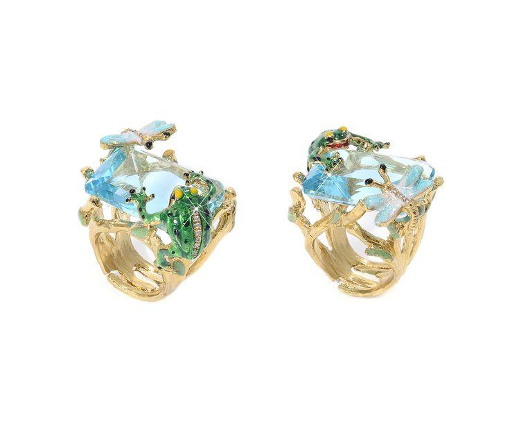 http://www.sitiwebegrafica.it - Servizio fotografico per Anelli, Foto professionali anelli in oro e pietre preziose