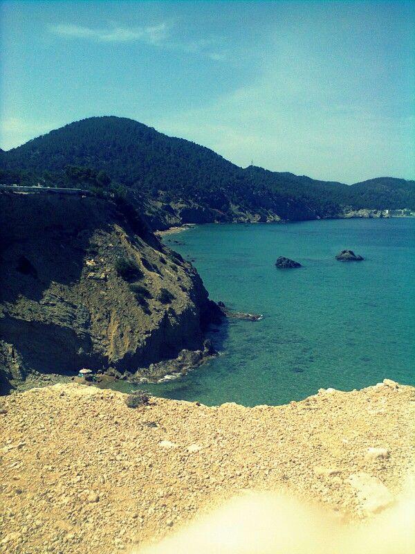 #beach #ocean #ibiza #travel #beauty #chill