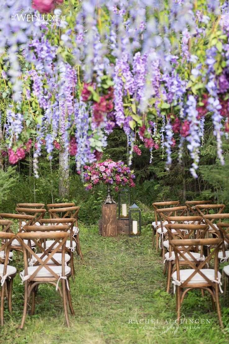 Best 25 wisteria wedding ideas on pinterest lavender for 7 events flower decorations