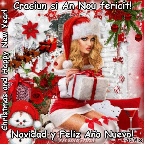 Craciun si An Nou fericit!3