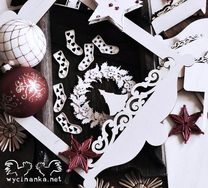 Kolekcja CHRISTMAS NOSTALGY: http://wycinanka.net/pl/c/CHRISTMAS-NOSTALGY/396 CHRISTMAS NOSTALGY collection: http://wycinanka.net/en_GB/c/CHRISTMAS-NOSTALGY/396