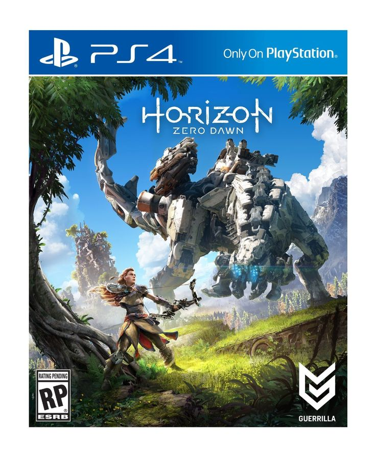 Amazon.com: Horizon: Zero Dawn - PlayStation 4: Video Games