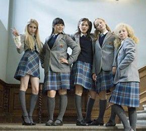 """""""Wild Child"""" - Kino-Tipp - Die verwöhnte, High-School-Zicke Poppy wird auf ein strenges Internat in England geschickt."""