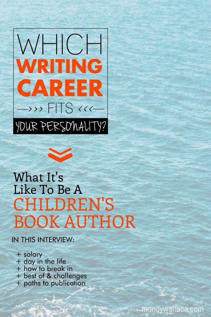 She never saw herself on this path to publication. Now this children's book author shares how to break into the career and what to look out for on the way.