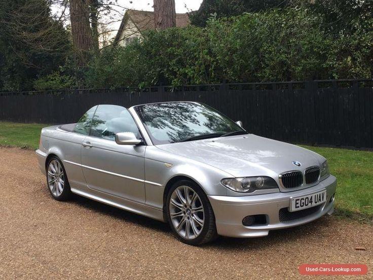 BMW E46 325 CI M SPORT CONVERTIBLE NEW MOT LOOK GOOD AND DRIVE BEAUTIFULLY  #bmw #e46 #forsale #unitedkingdom
