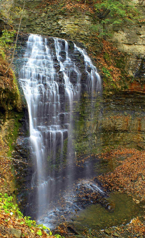 Tiffany Falls  just one of 100+ in beautiful Hamilton Ontario