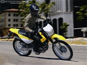 2015 Suzuki DR200S First Look