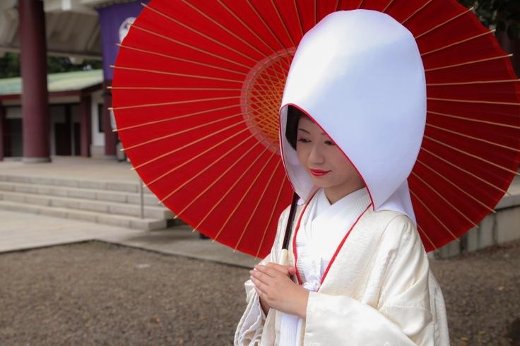 Yes! We are Japanese Girls!: Japanese Wedding 'WAKON'