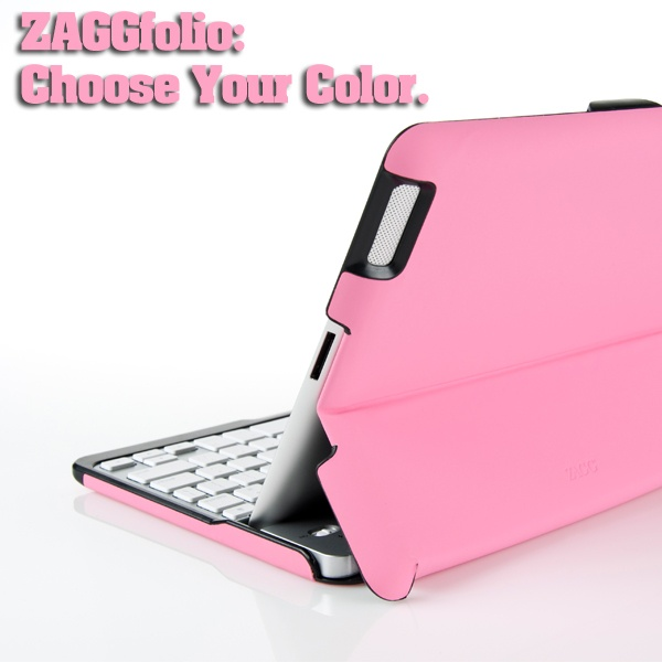 ZAGGfolio: Choose Your Color
