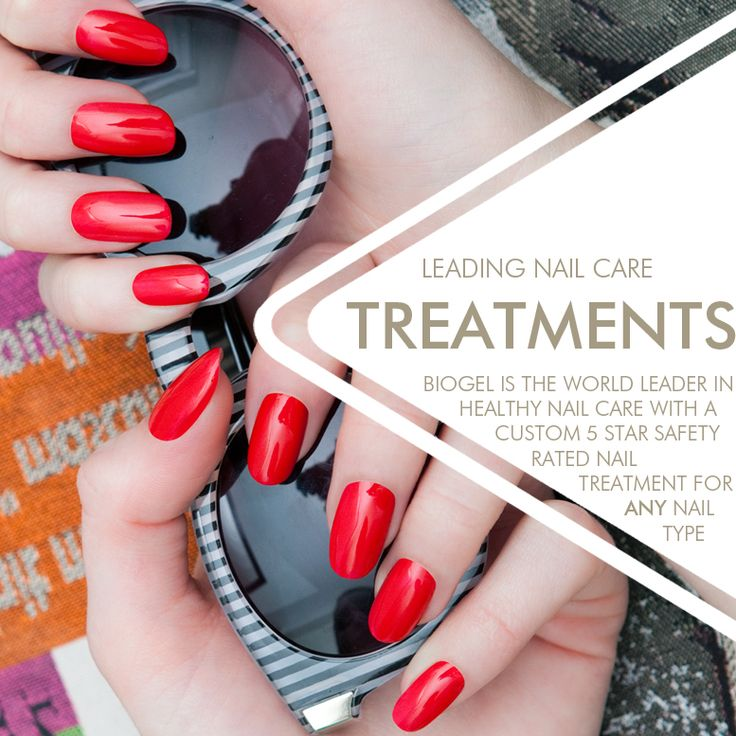 Treat ANY NAIL TYPE with Bio Sculpture® Gel