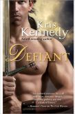 The winner of this auction will receive autographed paperback copies of Kris Kennedy's books: THE CONQUEROR (out of print) THE IRISH WARRIOR (Golden Heart Winner) and DEFIANT (Publishers Weekly Stared Book). About Kris... Kris Kennedy left behind the office for the wilds of medieval England and Ireland, writing smart, sexy, adventure-filled historical romances to excite and entertain readers. Visit Kris online at kriskennedy.net
