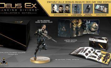 [Angebot] Deus Ex  Mankind Divided  Collectors Edition für Playstation 4 Xbox One und PC für je 4999