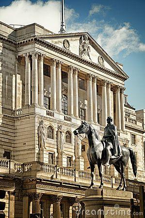 Bank of England. by Roland Nagy, via Dreamstime