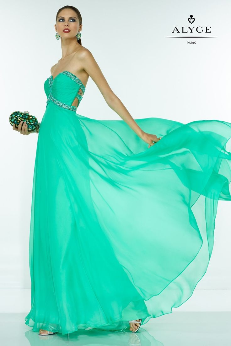 226 best Alyce B-Dazzle Prom Dress images on Pinterest | Evening ...