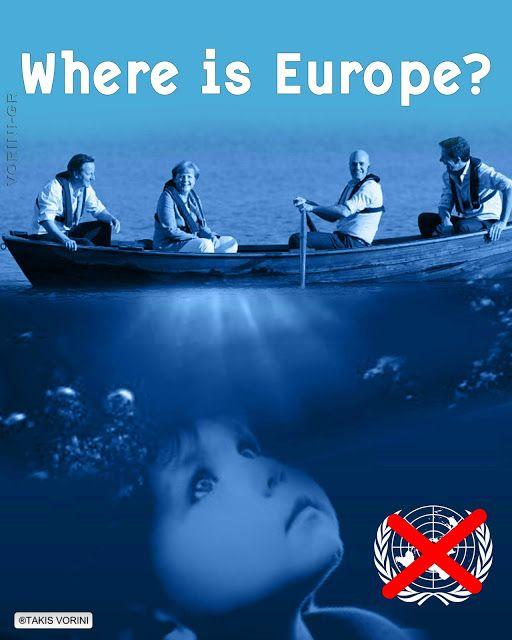 vorini-gr: Εδώ πεθαίνει η Ευρώπη: Συγκλονιστικές μαρτυρίες εθελοντών από τη Λέσβο