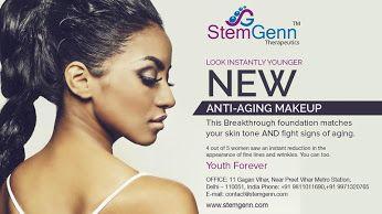 Anti Aging Makeup