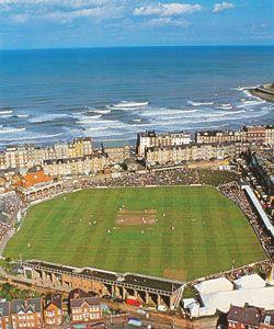 scarborough cricket ground - Google Search
