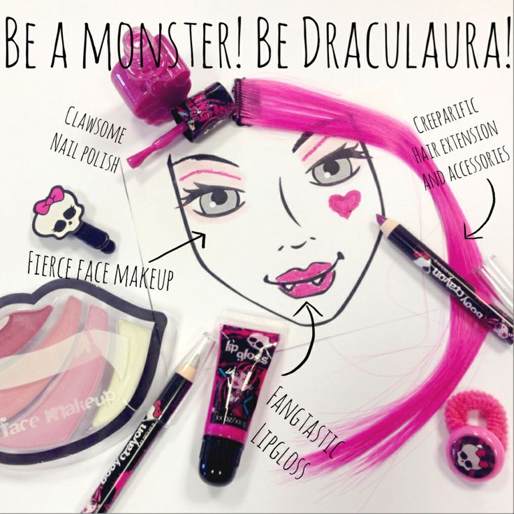 140 best Beauty Class is in session at Monster High! images on ...