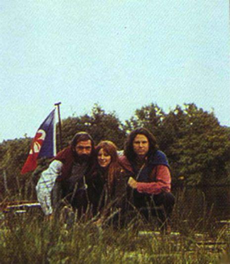 The last known photographs of Jim Morrison in Paris, dated June 28, 1971   Dangerous Minds