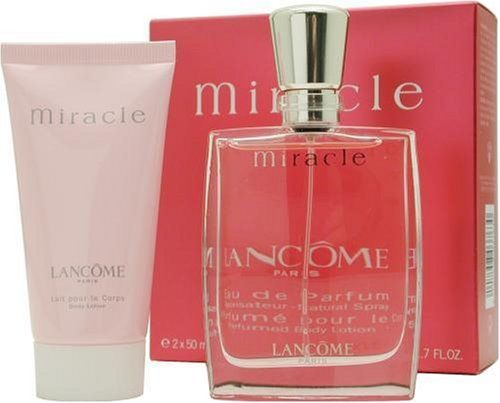 Socially Conveyed via WeLikedThis.co.uk - The UK's Finest Products -   Lancome Miracle Eau de Parfum 50 ml/ Body Lotion Gift Set for Her 50 ml http://welikedthis.co.uk/lancome-miracle-eau-de-parfum-50-ml-body-lotion-gift-set-for-her-50-ml