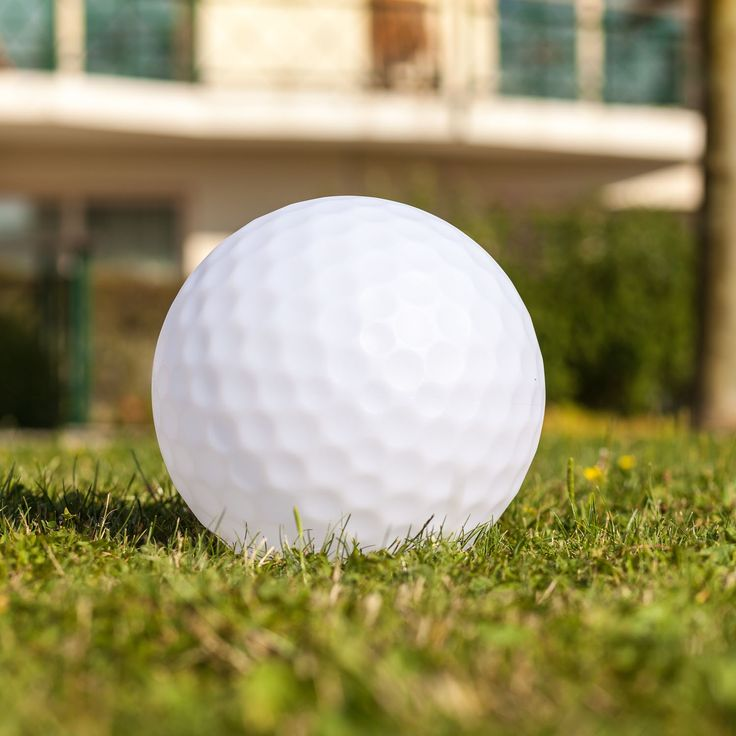 Golfball LED Indoor / Outdoor Lamp Nice Design