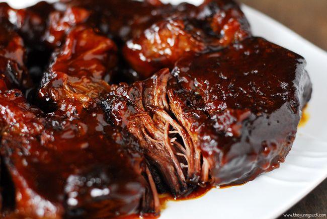 BBQ Pot Roast Recipe