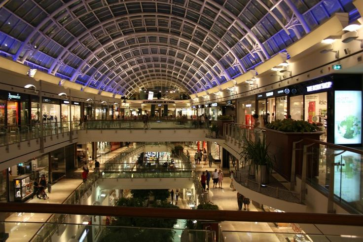 Istinye Park Mall (designer brands, accessibly by metro) - Istanbul, Turkey
