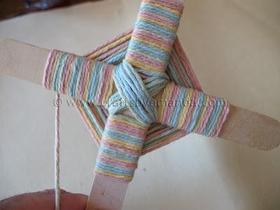 Camp Crafts: God's Eye: Camps Ideas, Bible Camps, Gods Eye, Sticks Crafts, Camps Crafts And Activities, Kids Crafts, God Eye, Art Staging, Crafts Sticks