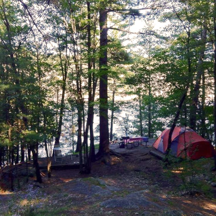 These Ontario Provincial Parks may not have the highest ratings on myCampsiteReview.com, but they certainly are the most popular.