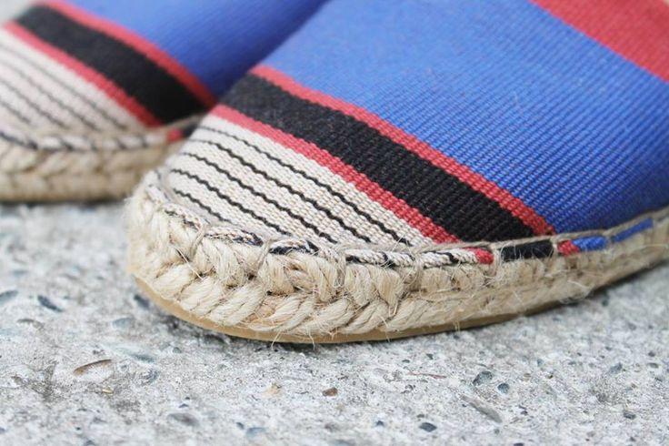 Espadrilles basques | DamnGoodCaramel