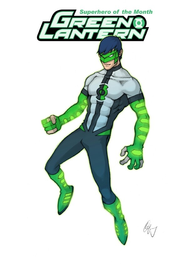 omnitrix green lantern | Lanterns and power rings ...