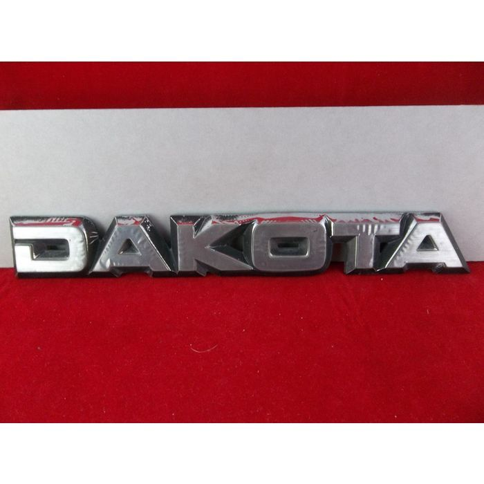 1992 1994 Dodge Dakota Door Molding Plastic Emblem Oem 4357061 Listing In The Emblems Decals Emblems Detailing Cars Parts Ac Dodge The Unit Classic Cars