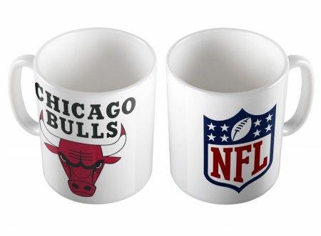 NFL - Chicago Bulls bögre