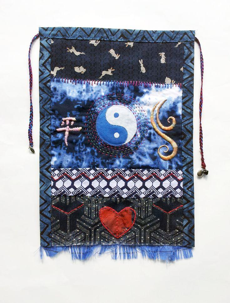 Prayer Flag 4 by Ailie Snow