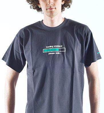 Pánská trička Youngprimitive. Originální tričko pro kluky. / Loading weekend