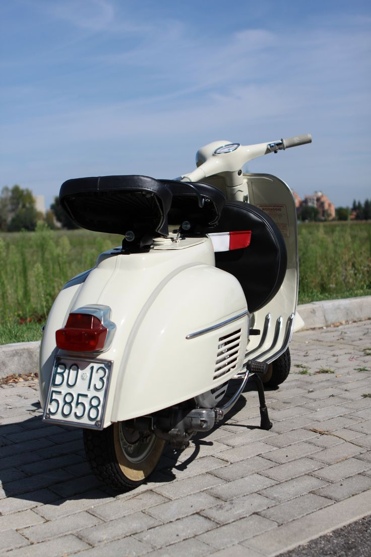 150 Best Tarot Images On Pinterest: 12 Best Images About Vespa GL 150 Vla1t Piaggio Anno 1963