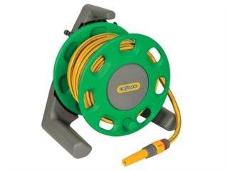 Hozelock 2412 Compact Hose Reel 30m + Multi Purpose Hose 25m RRP: £51.24 | Now £44.49 inc VAT – Save: £6.75 (13% Off) http://tidd.ly/8106c7ab