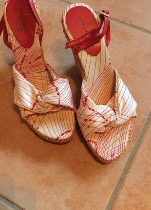 Kaufe meinen Artikel bei #Kleiderkreisel http://www.kleiderkreisel.de/damenschuhe/sandalen/132955746-sandale-miss-sixty-40
