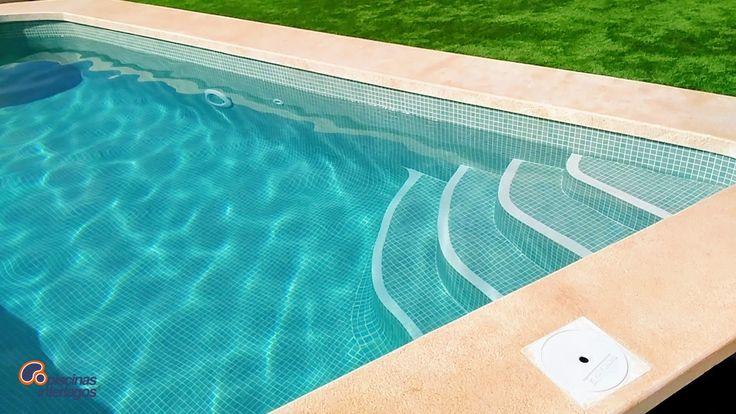 14 best escaleras piscina images on pinterest ladders for Piscina benicassim