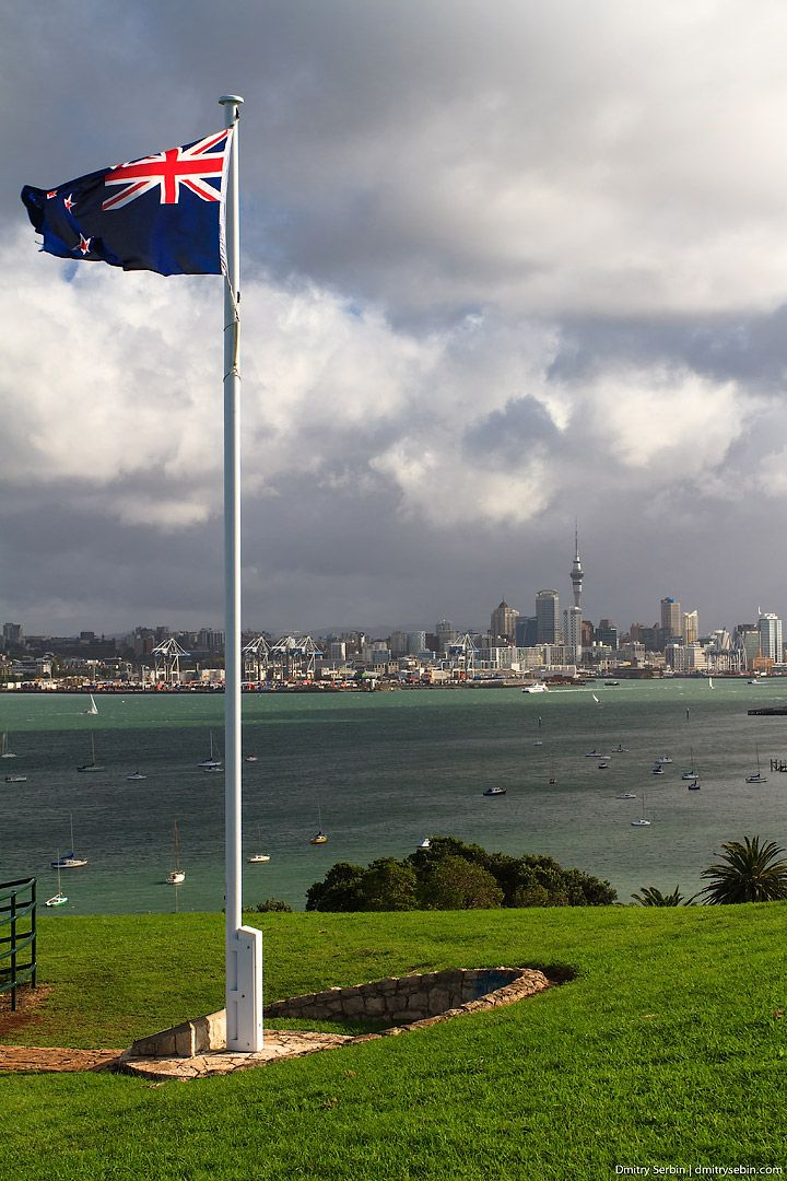 Auckland, New Zealand, Mt Victoria or North Head?