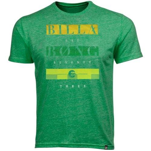 Nano-T-shirt_Kelly Green_M de los hombres P6qqEYOBB