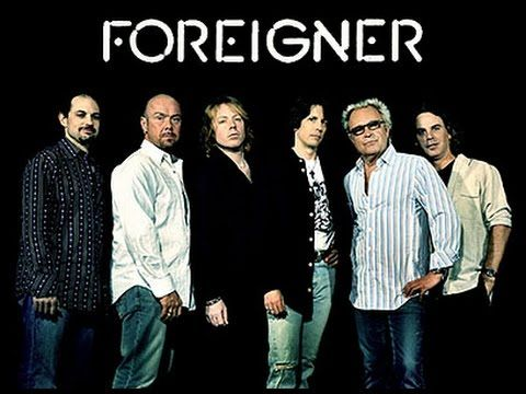 Foreigner - Behind the Music - YouTube