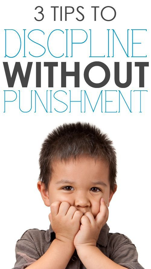 Is punishment always the right solutions