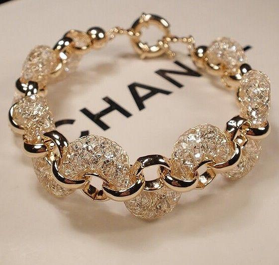 Chanel. I wish.