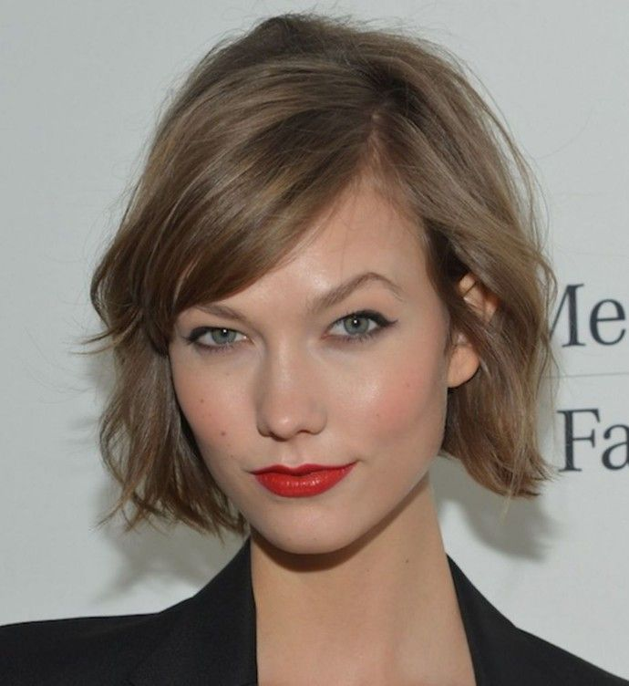 Kısa Kahküllü Saç Modeli