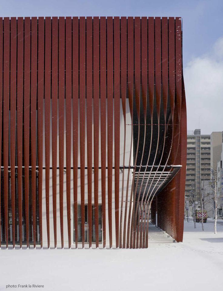 Gallery - Nebuta-no-ie Warasse / Molo, d/dt, Frank La Riviere Architects - 7